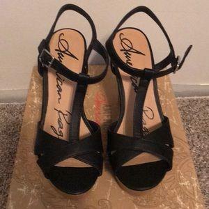 American Rag sandals/platform heels
